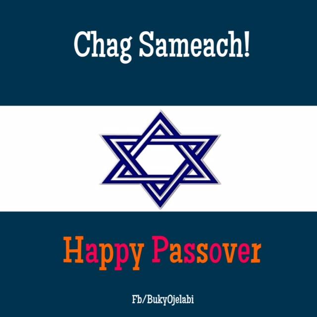 Chag Sameach