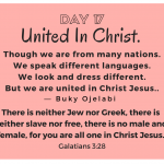 United In Christ