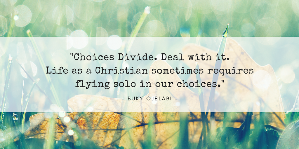 choices Divide